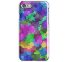 Abstract Crystals Phone Case iPhone Case/Skin