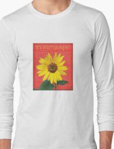 Tuscany. Long Sleeve T-Shirt
