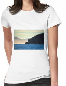 Alaska Womens Fitted T-Shirt
