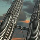 Petronas Twin Towers by debbiemc