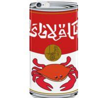 Delicious Crabjuice iPhone Case/Skin