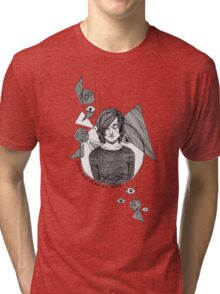 Catch Hold Of The Madness Tri-blend T-Shirt