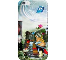 Imminent Arrival iPhone Case/Skin