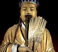 Zhuge Liang, Strategist, Chengdu, Sichuan, China by DaveLambert