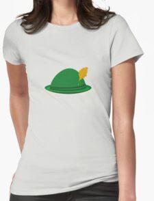 Oktoberfest hat Womens Fitted T-Shirt