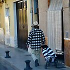 Out for a Stroll - Carcaixent, Spain by Marilyn Harris
