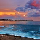 The Northern Light - Maroubra NSW by Mark  Lucey