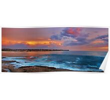 The Northern Light - Maroubra NSW Poster
