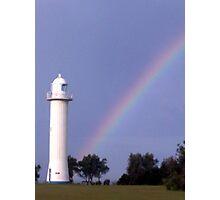 Yamba lighthouse Photographic Print