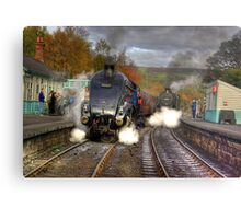 Grosmont - Revisited Metal Print
