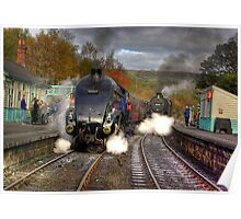 Grosmont - Revisited Poster