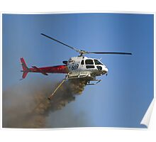 water bomber Poster
