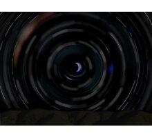 Star-trail over Aldinga Photographic Print