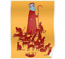 Herding Cats Poster