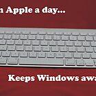 An Apple a day... keeps Windows away by Ian McKenzie