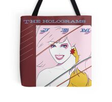 Jem and The Holograms Album Cover Tote Bag