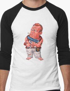 John McClane (Bruce Willis) - Akira Toriyama style T-Shirt