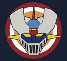 Mazinger Z Pop Face by Faniseto