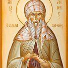 St John of Damascus by ikonographics