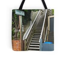 Pedestrians Only Tote Bag