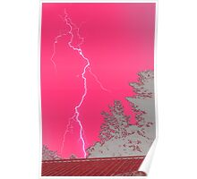 Destructive Pink #4 – NSW Poster