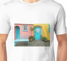 The colours of Portmeirion Unisex T-Shirt