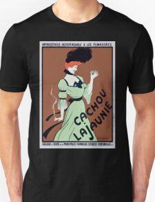 Leonetto Cappiello Affiche Cachou Lajaunie Cappiello T-Shirt