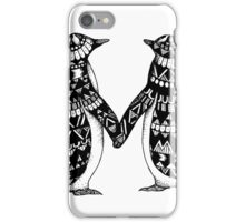 Penguin Couple iPhone Case/Skin