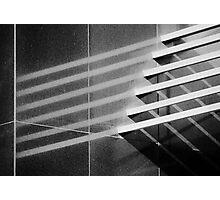City Shapes I Photographic Print