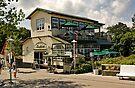 MVP12 Fischrestaurant Seeblick, Prerow, Germany, 2005. by David A. L. Davies