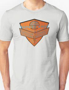usa california cars tshirt by rogers bros T-Shirt