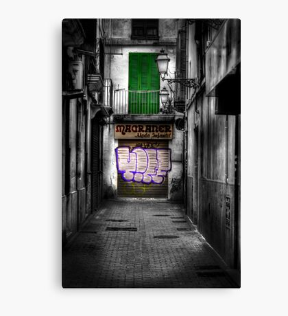 Magraner Canvas Print