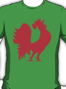 Pun Rooster T-Shirt