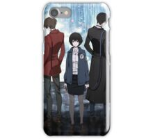 Inspector and Enforcers iPhone Case/Skin