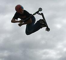 Sky Scooter by Ian Kemp