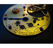 Liverpool Love Pendant- Steampunk, Victorian Photographic Print