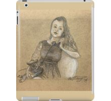 I'd Better Take This iPad Case/Skin