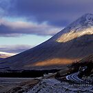 Beinn Dorain by Keith Gooderham