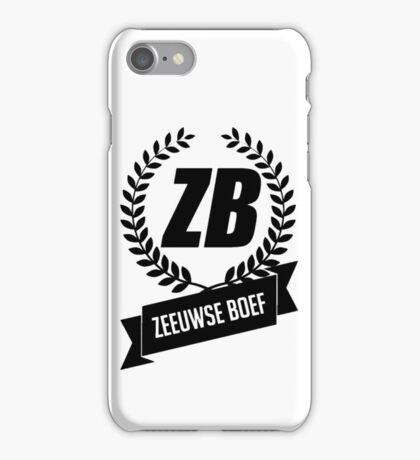 Zeeuwse Boef iPhone Case/Skin