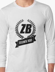 Zeeuwse Boef Long Sleeve T-Shirt