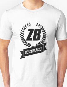 Zeeuwse Boef Unisex T-Shirt