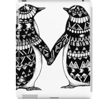 Penguin Couple iPad Case/Skin
