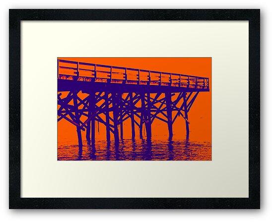 On the Beach #18c by Mark Podger