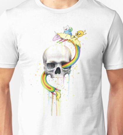 Deathventure Time! Unisex T-Shirt