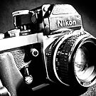 Nikon F2 by Chris Cardwell