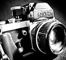 Nikon F2 by Chris Cardwell