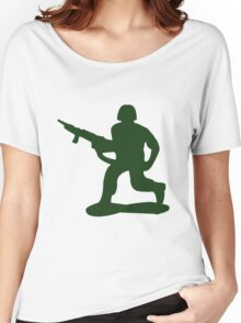 Army Man Women's Relaxed Fit T-Shirt