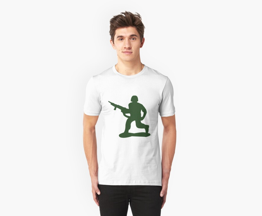 Army Man by Harry Roberts