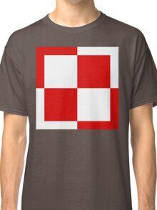 Polish Air Force Insignia  Classic T-Shirt