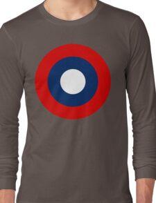 US Army (1918) AEF Insignia Long Sleeve T-Shirt